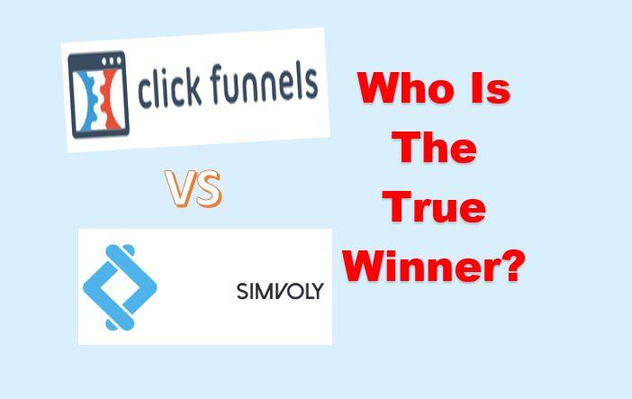 ClickFunnels Vs Simvoly