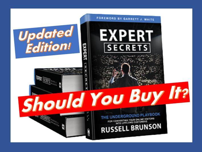 Russell Brunson Expert Secrets Updated Edition