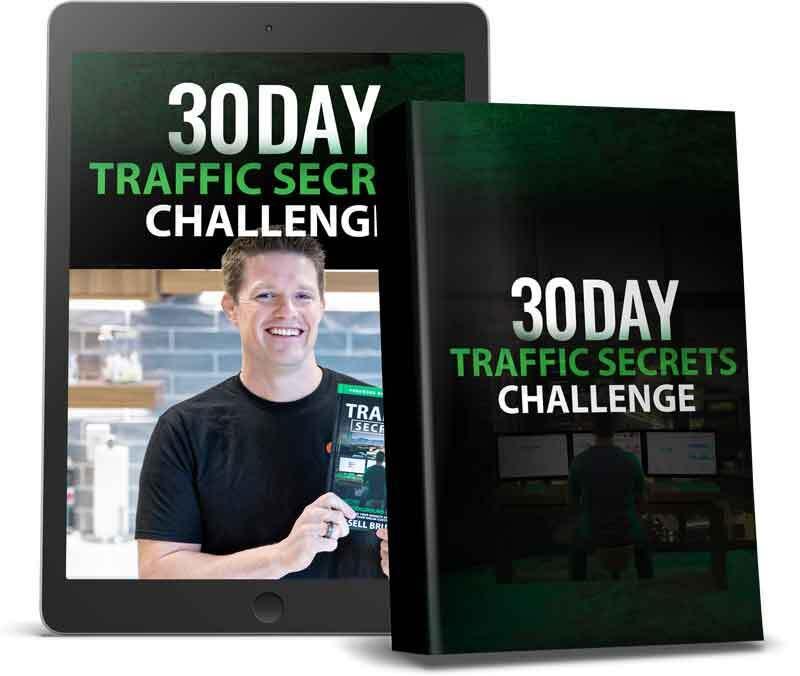 30 DAY TRAFFIC SECRETS CHALLENGE
