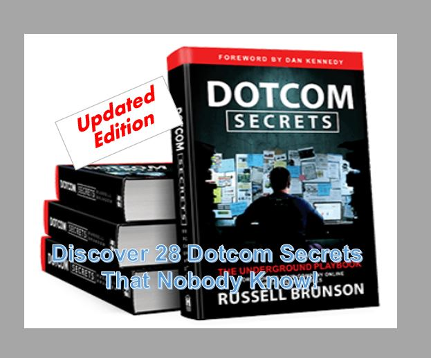 Russell Brunson DotCom Secrets Updated Edition