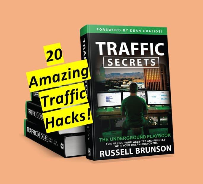 Russell Brunson Traffic Secrets Updated Edition