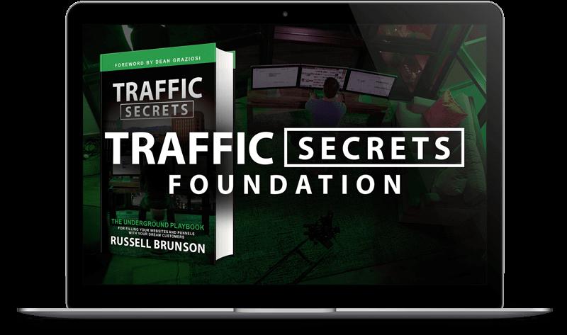 Traffic Secrets Foundation