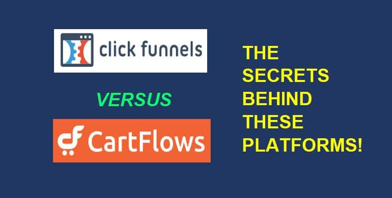 Compare ClickFunnels with CartFlows
