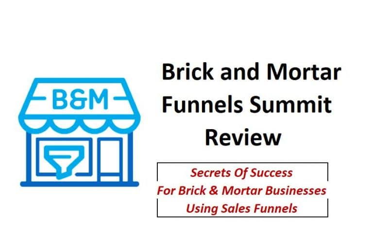 secrets of success for brick and mortar business using sales funnels