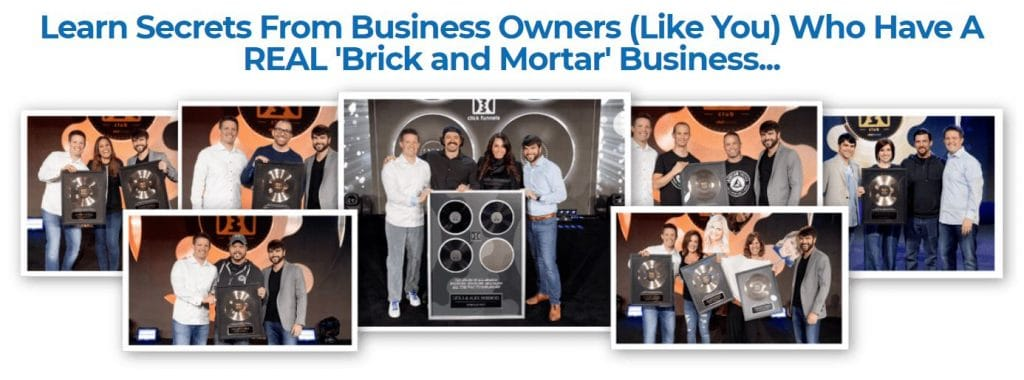 Learn From Brick and mortar business experts