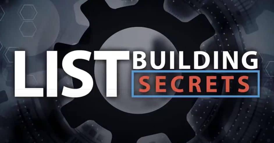 ClickFunnels List Building Secrets