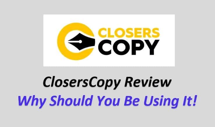 ClosersCopy Review