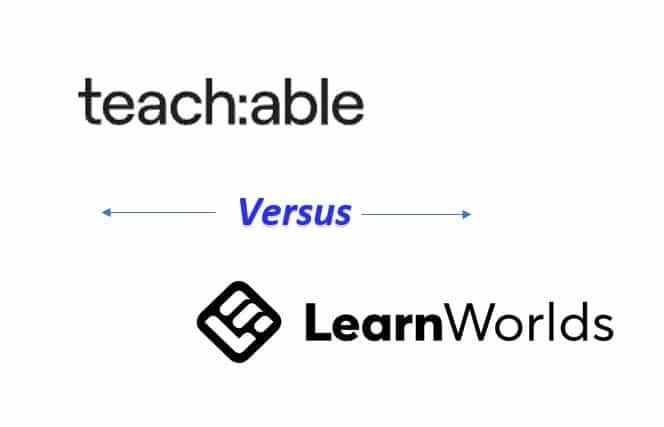 Teachable Vs LearnWorlds